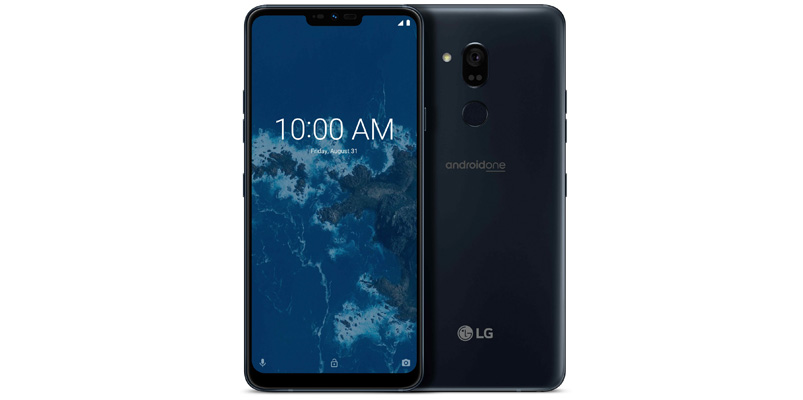 LG G7 One IFA 2018 Android One