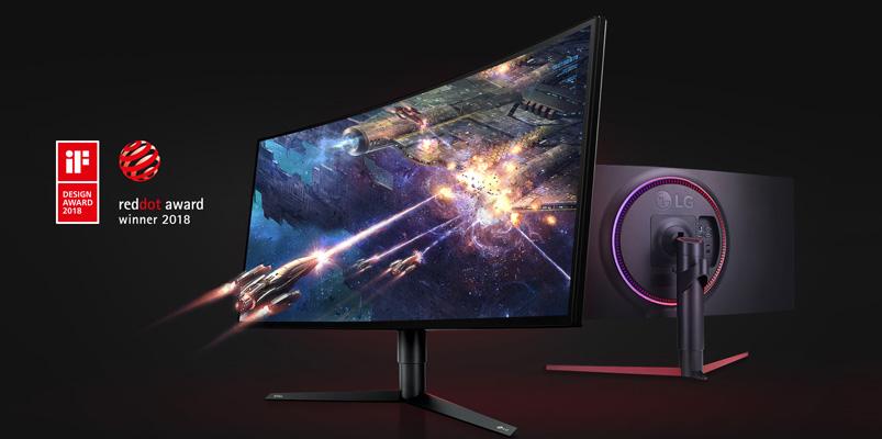 Con sus nuevos monitores UltraGear, LG apuesta por los gamers