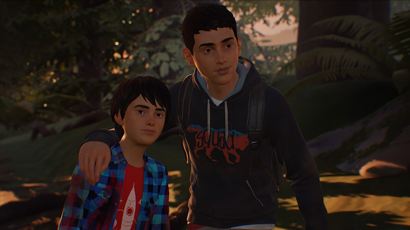 Life is Strange 2 trailer lanzamiento