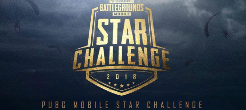 PUBG Mobile Star Challenge