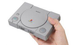 PlayStation Classic incluye 20 juegos y saldrá en diciembre 2018