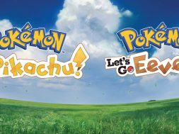 Pokemon Lets Go logos