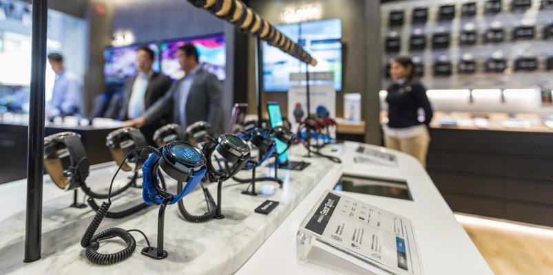 Samsung abre su primera Experience Store en Guadalajara