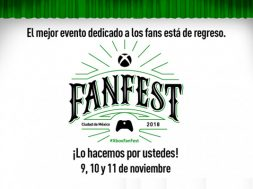Xbox FanFest Mexico 2018 teaser