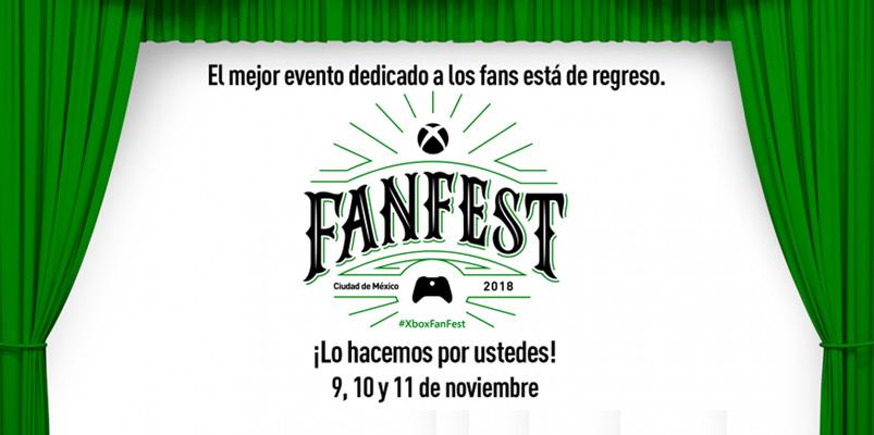 Xbox FanFest Ciudad de México regresa del 9 al 11 de noviembre