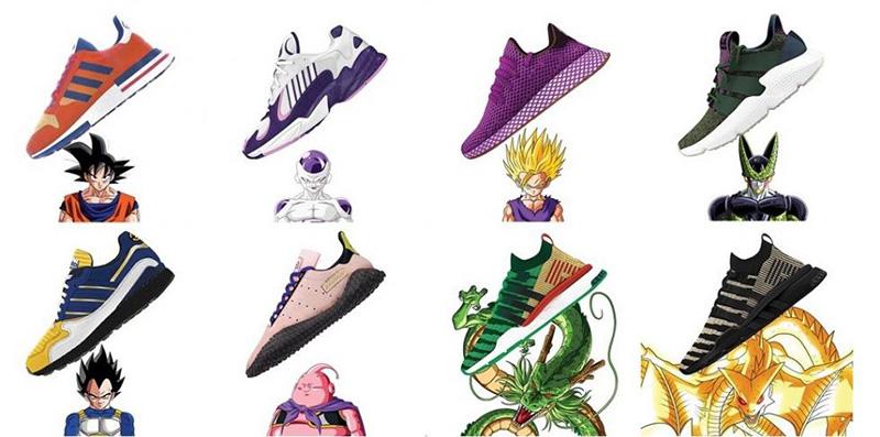adidas Originals Dragon Ball Z tenis