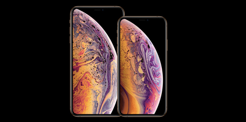 iPhone Xs Max pantalla