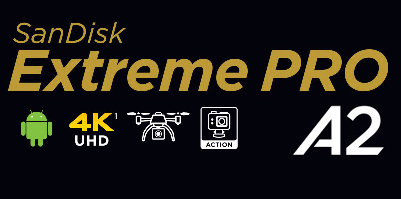 Nuevas microSD SanDisk Extreme PRO pensadas para videos 4K
