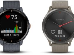 vivomove HR y vivoactive 3 Music colores
