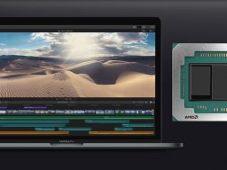 AMD Radeon Vega Mobile Apple MacBook Pro