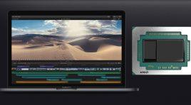 Los AMD Radeon Vega Mobile dan poder a las nuevas MacBook Pro