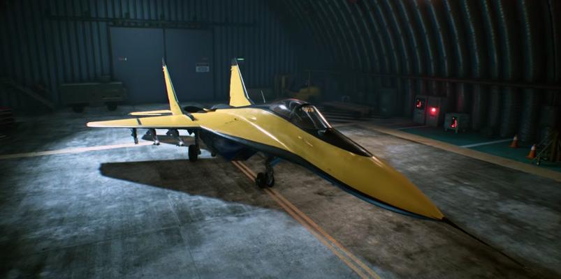 En Ace Combat 7: Skies Unknown podrás personalizar tu avión