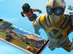 Android Fortnite smartphoes compatibles