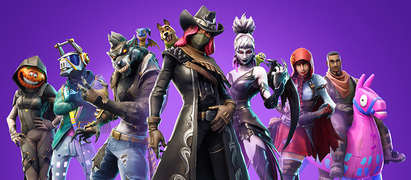 Android Fortnite smartphoes compatibles apk