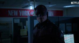 Tráiler de la tercera temporada de Marvel – Daredevil