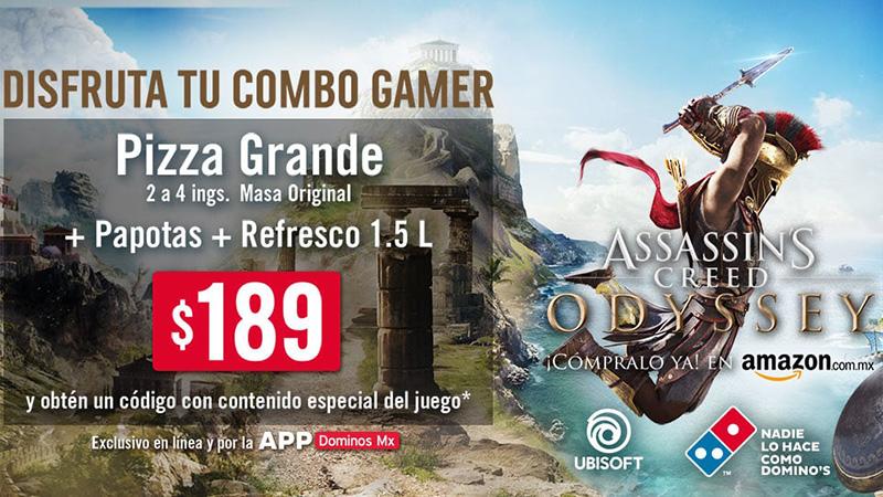 Dominos Assassins Creed Odyssey