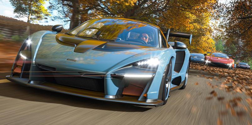 Forza Horizon 4 ya está listo para correr en tu Xbox One