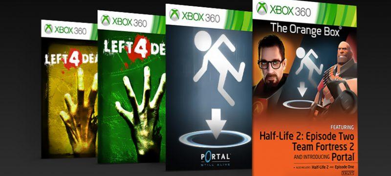 Half Life2 The Orange Box Xbox One X