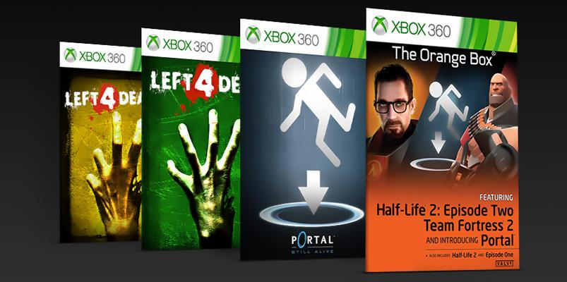Half-Life 2: The Orange Box y más clásicos para Xbox One X