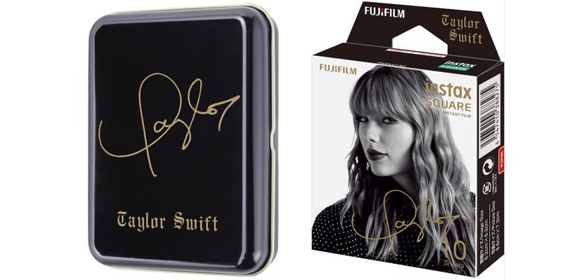 Instax SQUARE SQ6 Taylor Swift prints