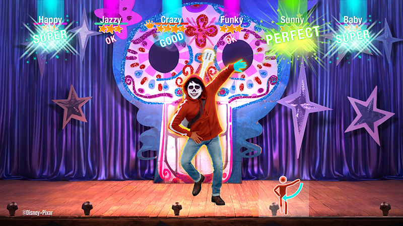 Just Dance 2019 Xbox One niños