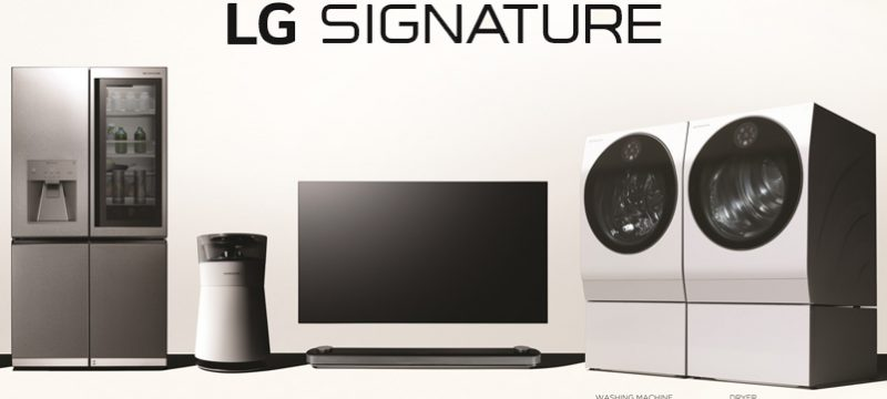 LG SIGNATURE sold out mexico