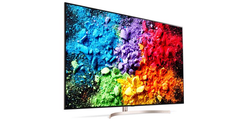LG SUPER UHD TV AI ThinQ LG Mexico