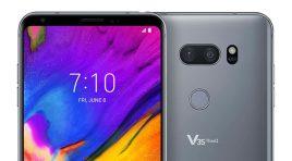 LG V35 ThinQ llega a México, conoce su precio y especificaciones
