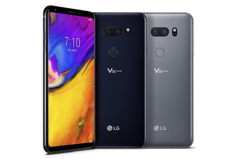 LG V35 ThinQ Mexico precio