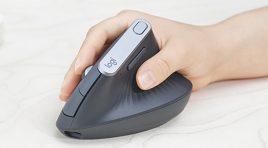 Mejora la postura de tu mano con el MX Vertical de Logitech