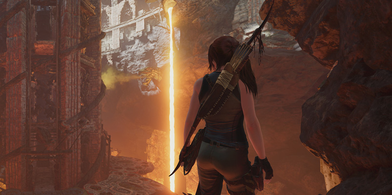 The Forge, el primer DLC de Shadow of the Tomb Raider