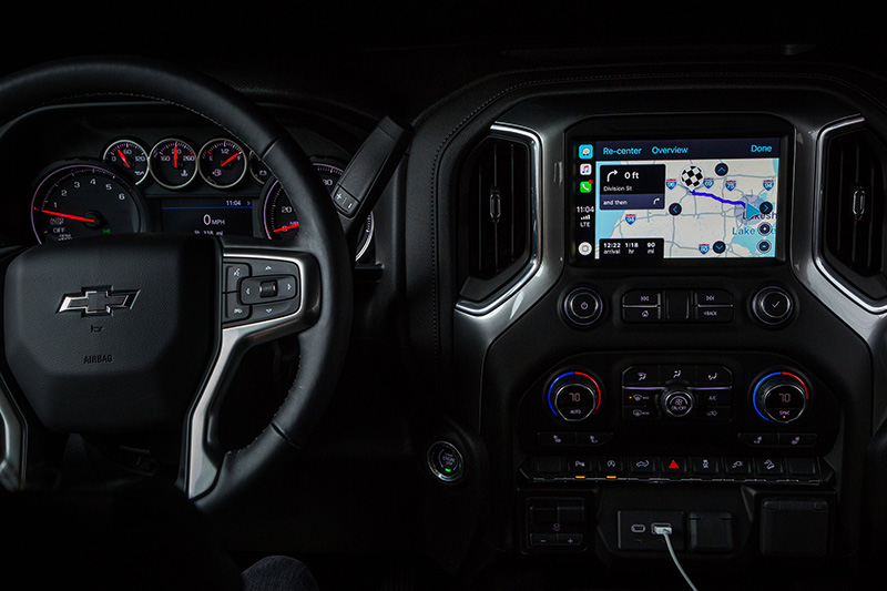 Waze Apple CarPlay funciones