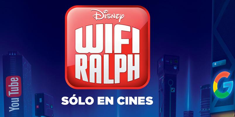 WiFi Ralph rompe Internet