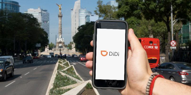 DiDi ya está en CDMX, Toluca, GDL, MTY, Mexicali y Chihuahua