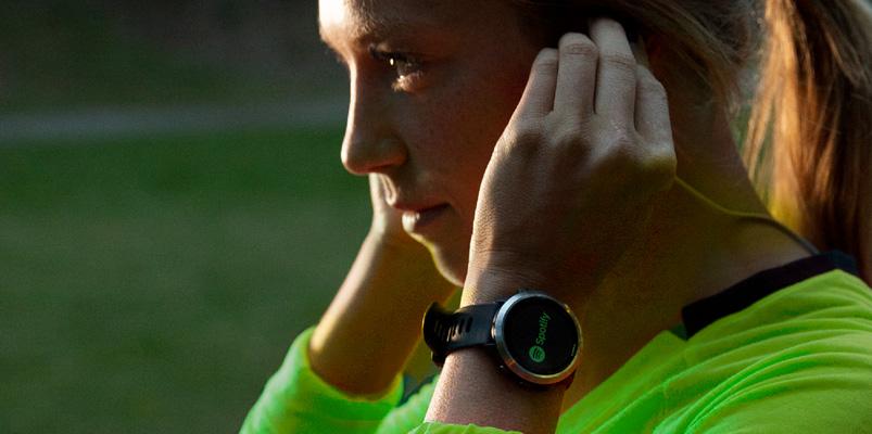 Garmin Forerunner 645 Music ya tiene integración con Spotify