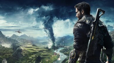 Just Cause 4 Rico Rodriguez
