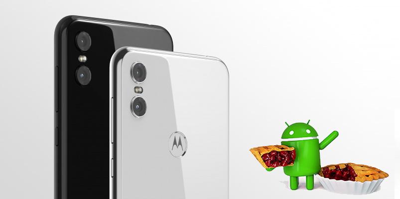 Motorola inicia la actualización de Android Pie en México