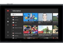 Nintendo Switch YouTube