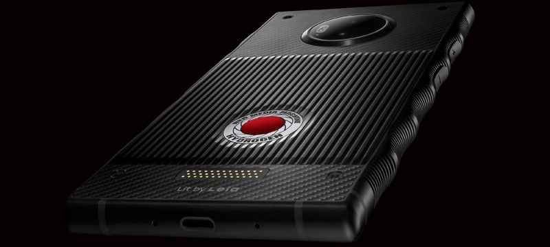 RED HYDROGEN One Telcel