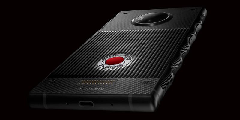 RED HYDROGEN One con pantalla holográfica ya en Telcel