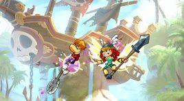 Brawlhalla y Rayman ya están disponibles en Nintendo Switch