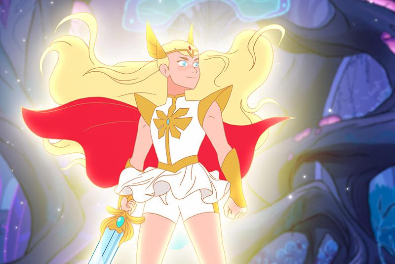 She-Ra y las princesas del poder noviembre 2018