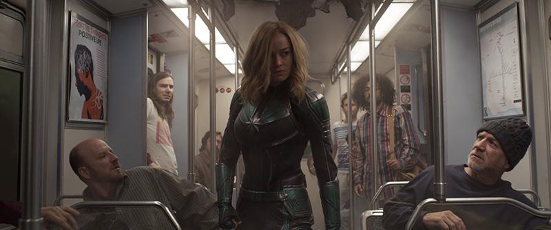 17 datos curiosos Capitana Marvel
