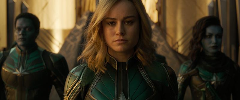 17 datos curiosos Captain Marvel Brie Larson