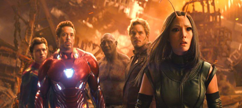 Avengers HBO Maraton