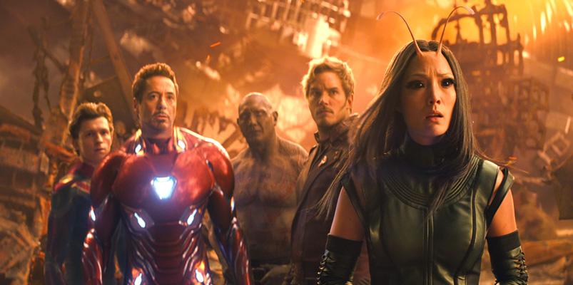 HBO dará maratón de Marvel antes de lanzar Avengers: Infinity War