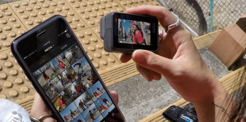 GoPro Plus te da almacenamiento ilimitado para tus videos y fotos