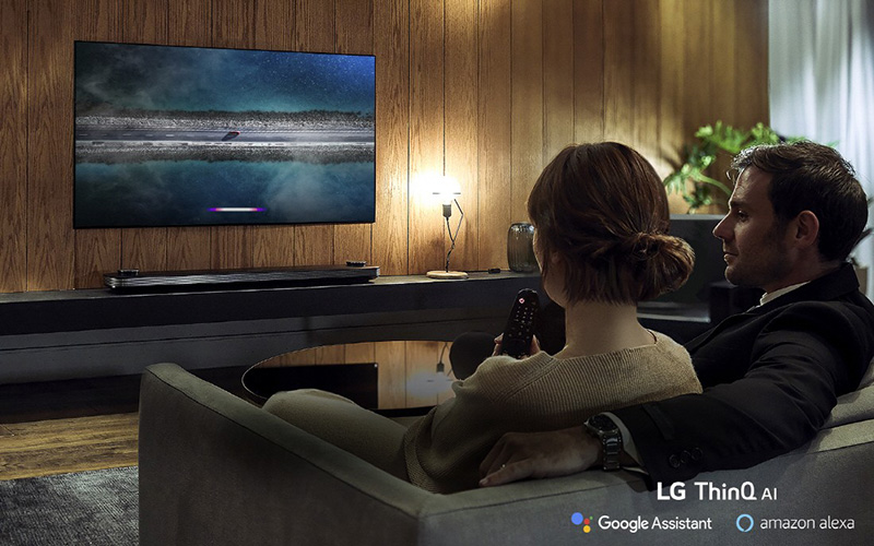 LG ThinQ AI CES 2019