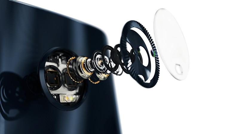 Motorola Moto G6 Plus camara nuevas funciones