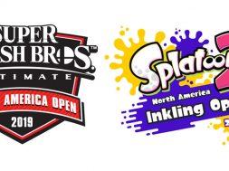 Nintendo Torneos Splatoon SSBU 2019